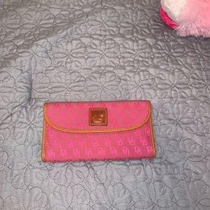 Dooney and Burke wallet